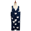photo of the FRIENDS HILL Short Apron Sky Bird  Length 84cm