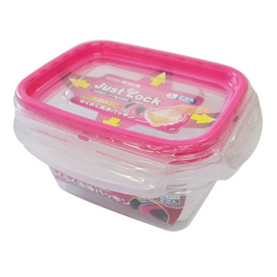Just Lock Food Container Rectangle L 2p