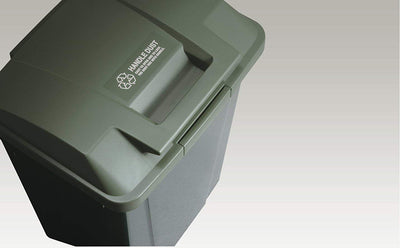 Photo of ASVEL With Handle Dust Box Bin 35