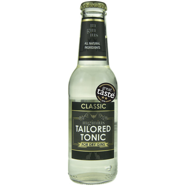 Tailored Tonic, For Dry Gin, 175ml