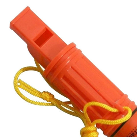 5-in-1 Survival Aid Tool and Whistle