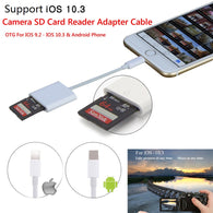 OTG multifunction for iPhone