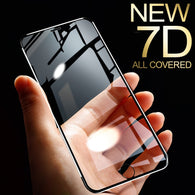 7D Aluminum Alloy Tempered Glass For iPhone