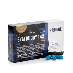 Gym Buddy 14x Pre Workout Supplement