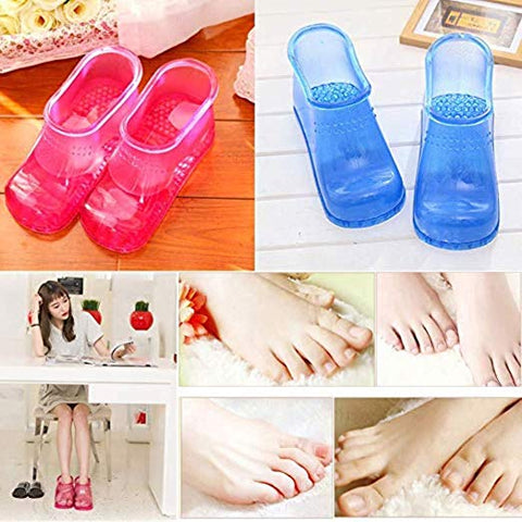 Happy Feet™ Soak Therapy Acupoint Massage Foot Bath Shoes