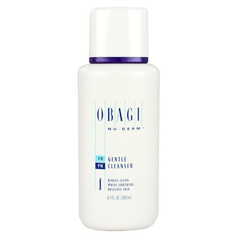 Obagi Nu-Derm Gentle Cleanser 6.7 oz