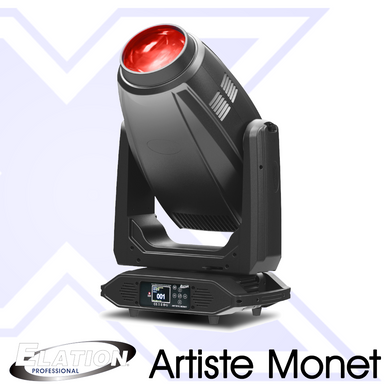 Artiste Monet - Coming Soon