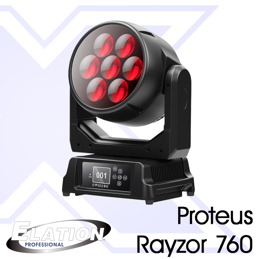 Proteus Rayzor 760 - Coming Soon