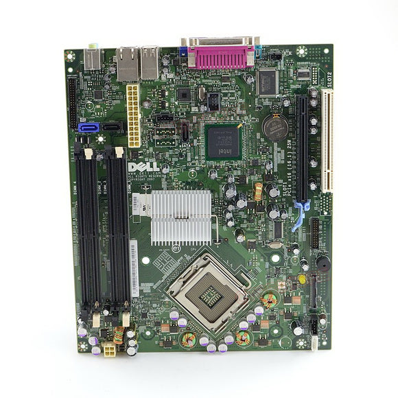 Dell SOCKET 775 MOTHERBOARD 0PU052 for GX755 SFF