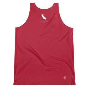 California Flag Tank Top