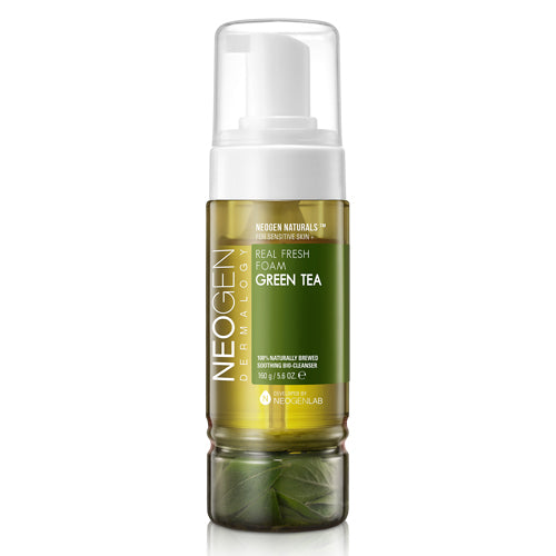 [Neogen] Real Fresh Foam #Green Tea - kmade cosméticos coreanos