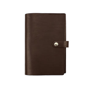 Leather Folio to fit Quarto Notebook