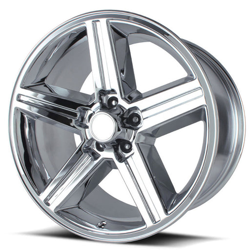 "20"" iroc rims chrome"