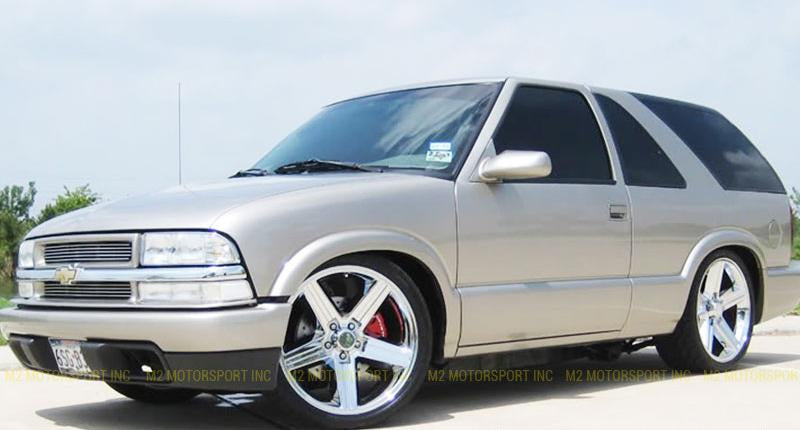 "22"" Iroc Rims Chrome 5 Lug & 6 Lug"