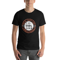 Real Men Use 3 Pedals Tee (4 Colors) - stuntees