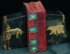 Stock Market Bookends