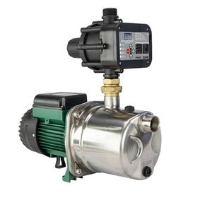 DAB-JINOX62MPCI PUMP SURFACE MOUNTED JET WITH BUILT IN AUTOMATIC iPRESS CONTROL 45L/MIN42M