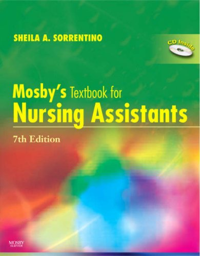 Mosby'S Textbook For Nursing Assistants, 7Th Edition
