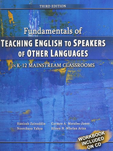 Fundamentals Of Teaching English To Speakers Of Other Languages In K-12 Mainstream Classrooms