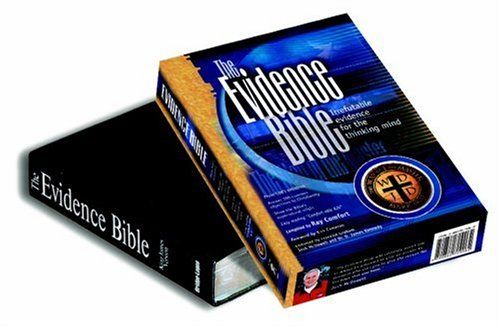The Evidence Bible, Comfortable King James Version