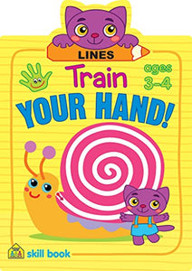 Train Your Hand - Lines