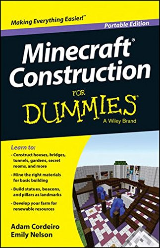 Minecraft Construction For Dummies (For Dummies Series)