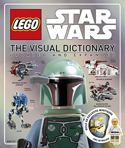 Lego Star Wars: The Visual Dictionary: Updated And Expanded