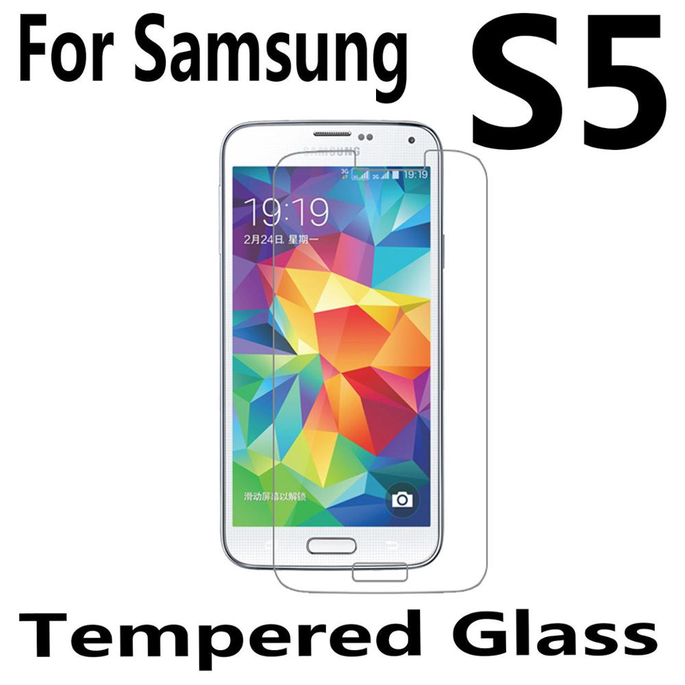 9H  2.5D Tempered Glass Note 2 3 4 5 Film Explosion Proof Screen Protector For Samsung Galaxy S2 S3 S4 S5 S6 S7 Film