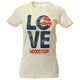 Love Woodstock Women's T Shirt
