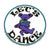 Grateful Dead Let's Dance Sticker