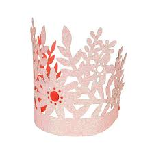 Shimmer Party Crowns