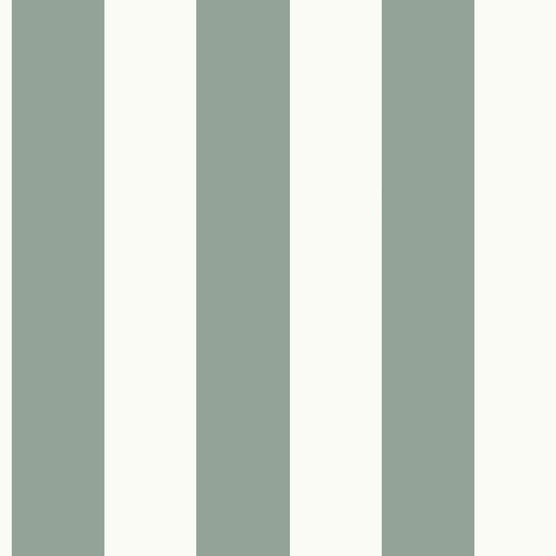 MH1587 Magnolia Home Awning Stripe Wallpaper Green White