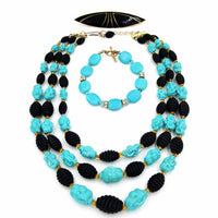 Western Germany Necklace and Jewelry Collection