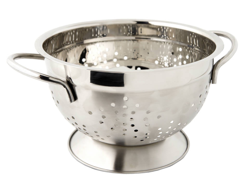 Cuisena 24cm st steel colander