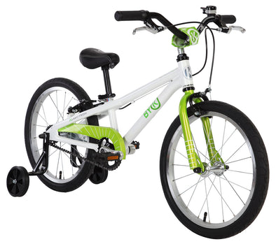 "ByK E-350 18"" Ninja Green Kid's Bicycle"