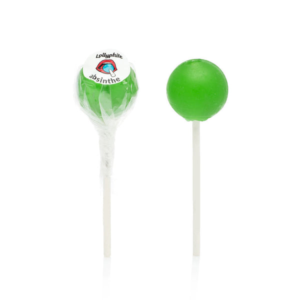 Absinthe Lollipops!