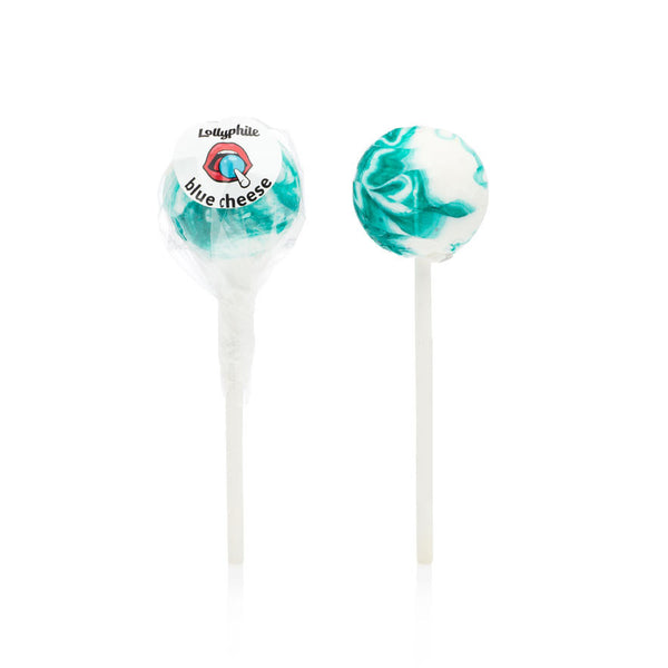 Blue Cheese Lollipops!
