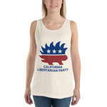 California LP Porcupine US Tank Top
