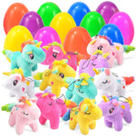 Easter Eggs & Plush Unicorns