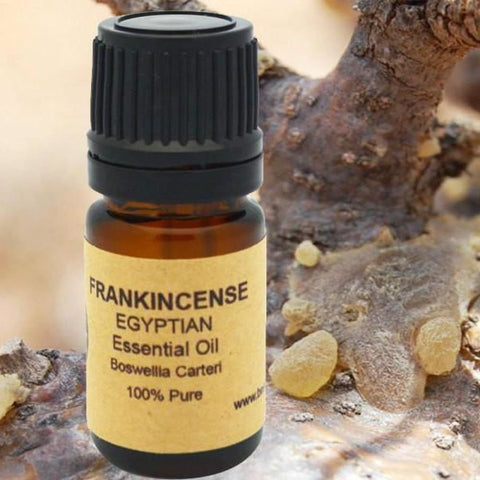 Frankincense Essential Oil - Organic Steam Distilled