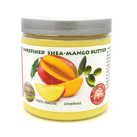 Shea Mango Butter Moisturizing Blend 4oz / 120ml - Natural Organic