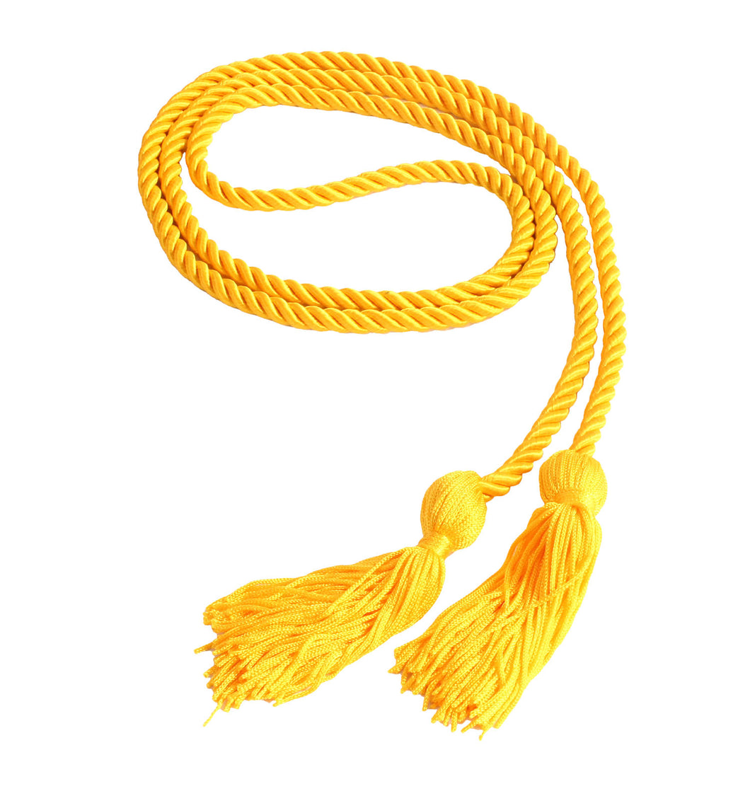 Graduation Honor Cord Single Colorful Royan Finish Cord Length 68