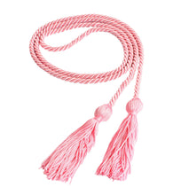 Load image into Gallery viewer, Graduation Honor Cord Single Colorful Royan Finish Cord Length 68""