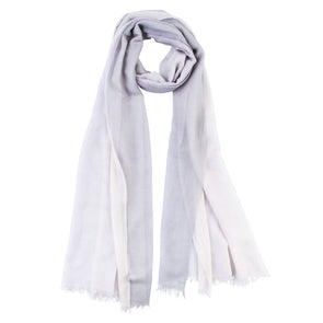 Peace Mountain Dip-dyed Scarf