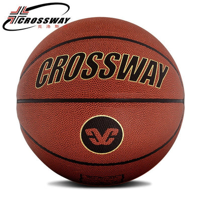 NEW Basketball Ball PU Material Official Size7 Basketball Free With Net Bag+ Needle
