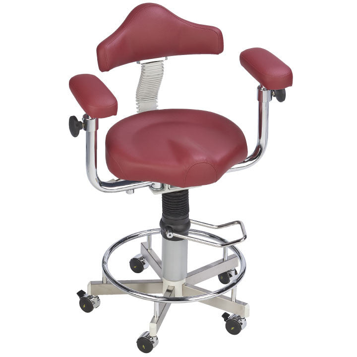 Surgical Stool — Saddle Seat