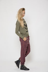 NOTTING HILL FLANNEL PANTS - europe.june72.com