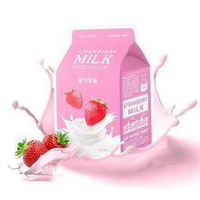 Load image into Gallery viewer, A'Pieu Strawberry Milk Mask