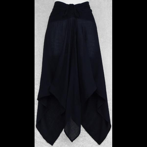 Black Convertible Top/Skirt-Tops-Peaceful People