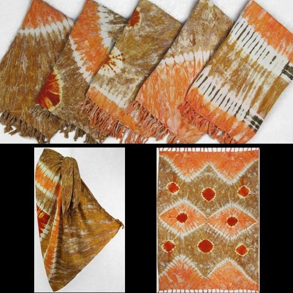 Earthy Sarongs-Sarongs-Peaceful People